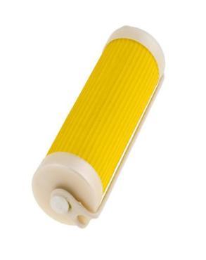 Бигуди Sibel Из пеноматериала 25,5мм. желтый 6шт.