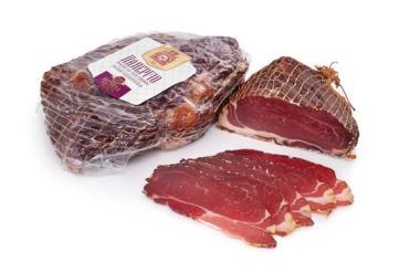 Ветчина из свинины Гродненский мясокомбинат Палермо, 1 кг., вакуумная упаковка