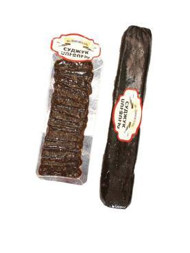 Суджук, Красный Бык, 100 гр., вакуумный пакет