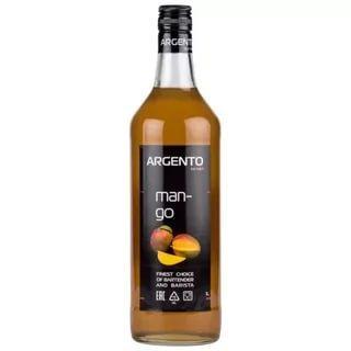 Топпинг манго Argento, 1 л., стекло
