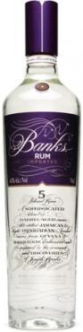 Ром Island Rum Banks 5, 43 %, 700 мл., стекло