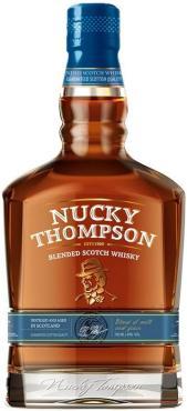 Виски купажированный выдержка 3 года Nucky Thompson Blended Scotch Whisky 40 %, 1 л., стекло