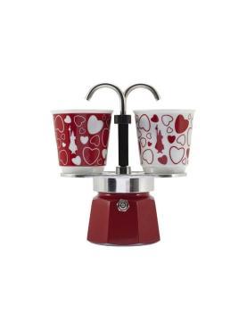Кофеварка гейзер Мини Экспресс 2 чашки, Bialetti, 780 гр., картонная коробка