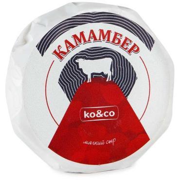 Сыр Ko&Co Камамбер коровий