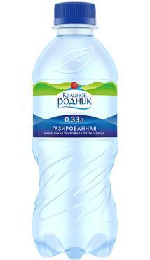 Вода Калинов Родник газированная