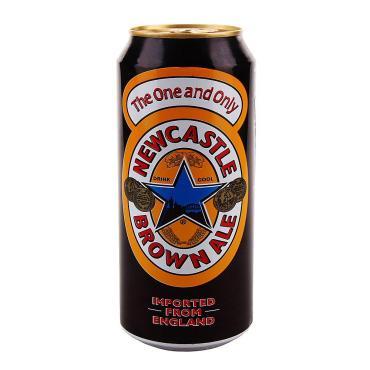 Пиво Newcastle Brown ale темное 4,7%