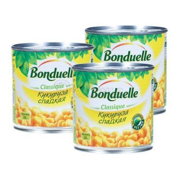 Кукуруза Bonduelle сладкая 340 г