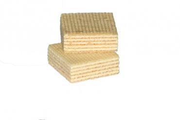 Вафли Лимонные Брянконфи, 4 кг., картонная коробка