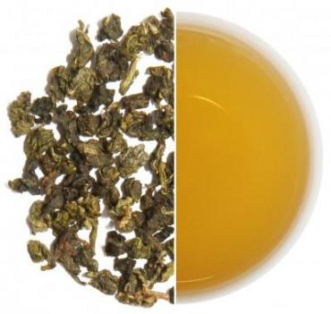 Чай листовой с добавками Tea.Love Milk Oolong, 75 гр., дой-пак