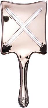 Расческа для волос, цвет розовый, Ikoo, Paddle X Manhattan Glam 515 гр.