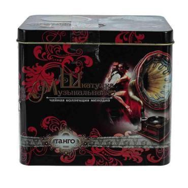 Чай Chelton Музыкальная Танго черный
