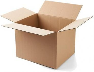 Коробка из гофрокартона 700х350х310 см., 3-слойная