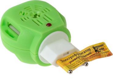 Электрофумигатор универсальный, Домашний Сундук, пластиковая упаковка