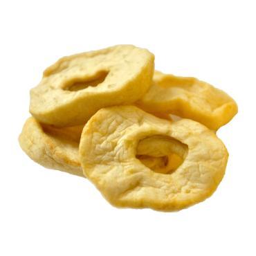 Яблоки сушеные кольца 1 кг., пакет