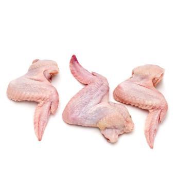 Крылья цыпленка-бройлера Байсад, подложка