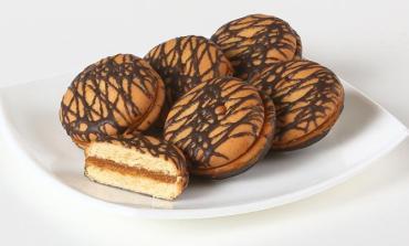 Печенье смесь радужная, Конфалье, 700 гр., коробка