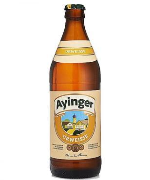 Пиво Ayinger Urweisse полутемное 5,8%