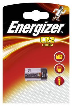 Батарейка Energizer Lithium CR2 FSB, блистер