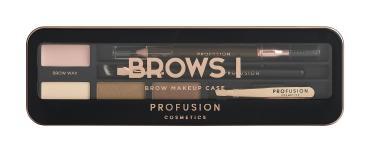 Набор для макияжа бровей ProFusion Brows I, 120 гр., пластиковая упаковка