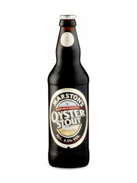 Пиво Marston's Oyster Stout темное 0,5 л.