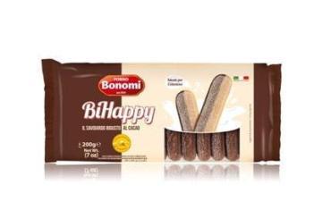 Печенье савоярди Bonomi Forno Bonom,Bonomi, 200 гр., пакет