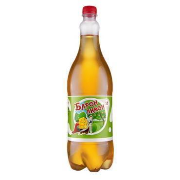 Напиток безалкогольный, Барон Лимон, Волчиха, 1,5 л., ПЭТ