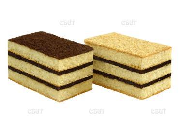 Пирожные бисквитные Нежен-Ка, Нежные радости, 2.5 кг.,картон