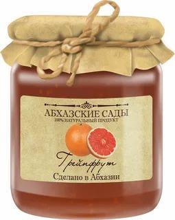 Джем грейпфрут Абхазские сады 300 гр., стекло
