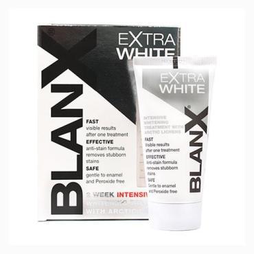 Зубная паста профессиональная отбеливающая BlanX Extra White, 30 мл., картон