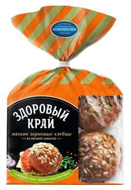 Хлебцы зерновые в нар., Здоровый Край, 260 гр., ПЭТ