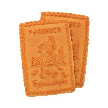 Печенье с топленым молоком Гулливер, Брянконфи, 6 кг., картон