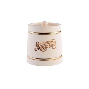 Мёд Башкирская медовня цветочный, 500 гр, подарочная упаковка