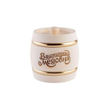 Мёд Башкирская медовня липовый, 100 гр, подарочная упаковка