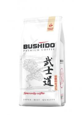 Кофе молотый ХОРС Бушидо Specialty Coffe 227 гр., флоу-пак