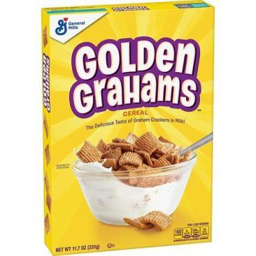 Хлопья Golden Grahams 331 гр., картон