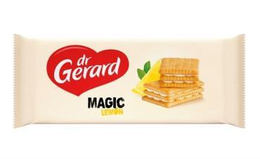 Печенье со сливками и лимоном Magic Lemon, Dr.Gerard, 144 гр., флоу-пак