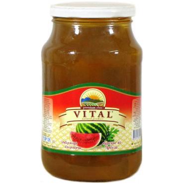 Варенье из арбуза Vital, 1 л., стекло