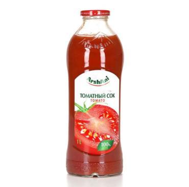 Сок томатный ArshAni, 250 мл., стекло