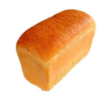 Хлеб Пекарня Двуречье Пшеничный (из муки 1 сорта), 500 гр., пакет