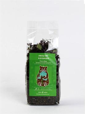 Иван-Чай с душицей Вкус Тайги, 50 гр., пластиковый пакет