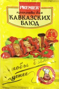 Приправа кавказкая Premier, 15 гр., сашет