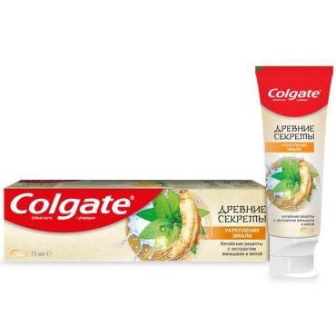 Зубная паста Colgate Древние Секреты