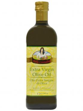 Масло оливковое E.V. Нерафинированное, Bella Contadina, 1 л., стекло