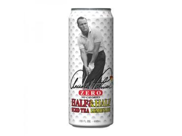 Напиток Arizona Arnold Palmer Zero Tea, 680 мл., ж/б