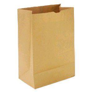 Пакет бумажный на вынос, 500 шт., 180х110х300 мм , UNITY COFFEE