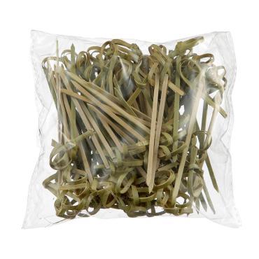 Пика Green Mystery, Узелок, бамбук, 60 мм., 100 шт., пакет