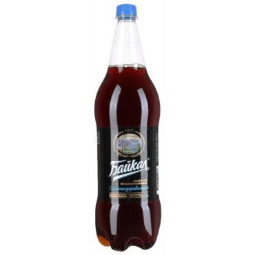 Напиток сильногазированный Байкал 1977 со вкусом ванили безалкогольный