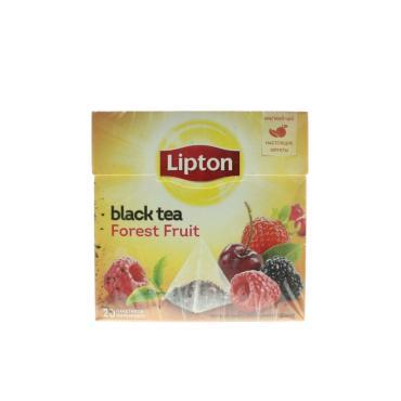 Чай Lipton Forest Fruit черный в пирамидках