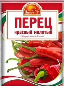 Перец красный молотый Витэкс 10г