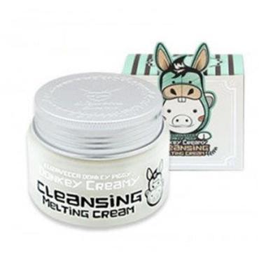Крем для снятия макияжа Elizavecca Donkey Creamy